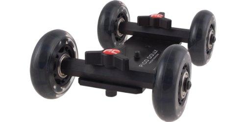 Pico Flex Dolly Kit Digital DSLR Skater Camera Dolly Slider Table Top Dolly Kit by Fancierstudio PICOKIT-600