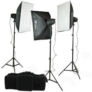 Strobe flash kit