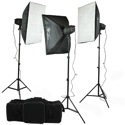 Strobe flash kit