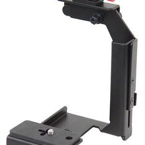 Fancierstudio Ultra Compact Flash Bracket Off Camera Flash Bracket Quick Flip Flash Bracket H6604-0